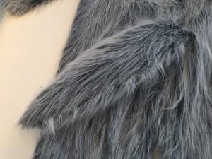 Kostume-Wolf-Maskottchen