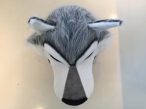 Wolf-Kostüme-Lauffigur