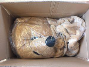 3p-Kostüme-Bär-Maskottchen
