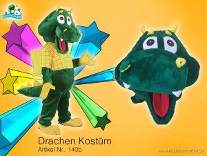 Drachen-Lauffigur-140b