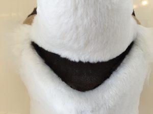 Frettchen-Kostüm-Lauffigur