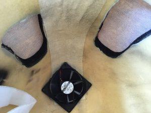 Frettchen-Kostum-Maskottchen