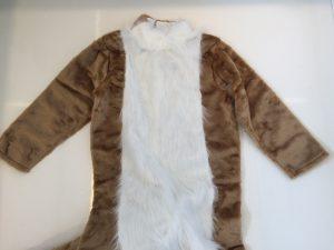 Kostüme-Frettchen-Maskottchen