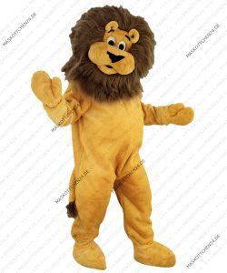 Löwe-60a-Kostüm-Maskottchen