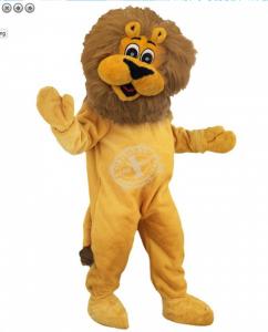 Löwe-60a-Kostüme