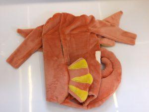Seepferdchen-Maskottchen-Kostüme-177b