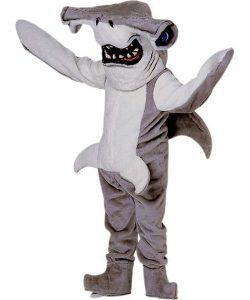 Hai-Kostüm-Lauffiguren