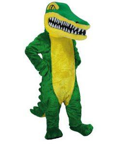 Krokodil-Kostüm