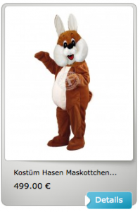 Oster-hase-Kostueme