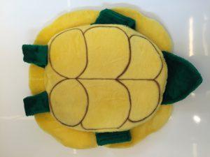 Schildkröte-Lauffigur-Kostüm