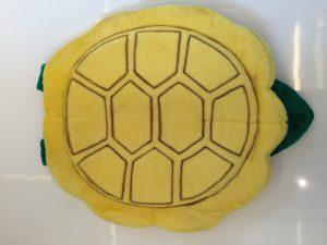 Schildkröten-Lauffiguren-Kostüm