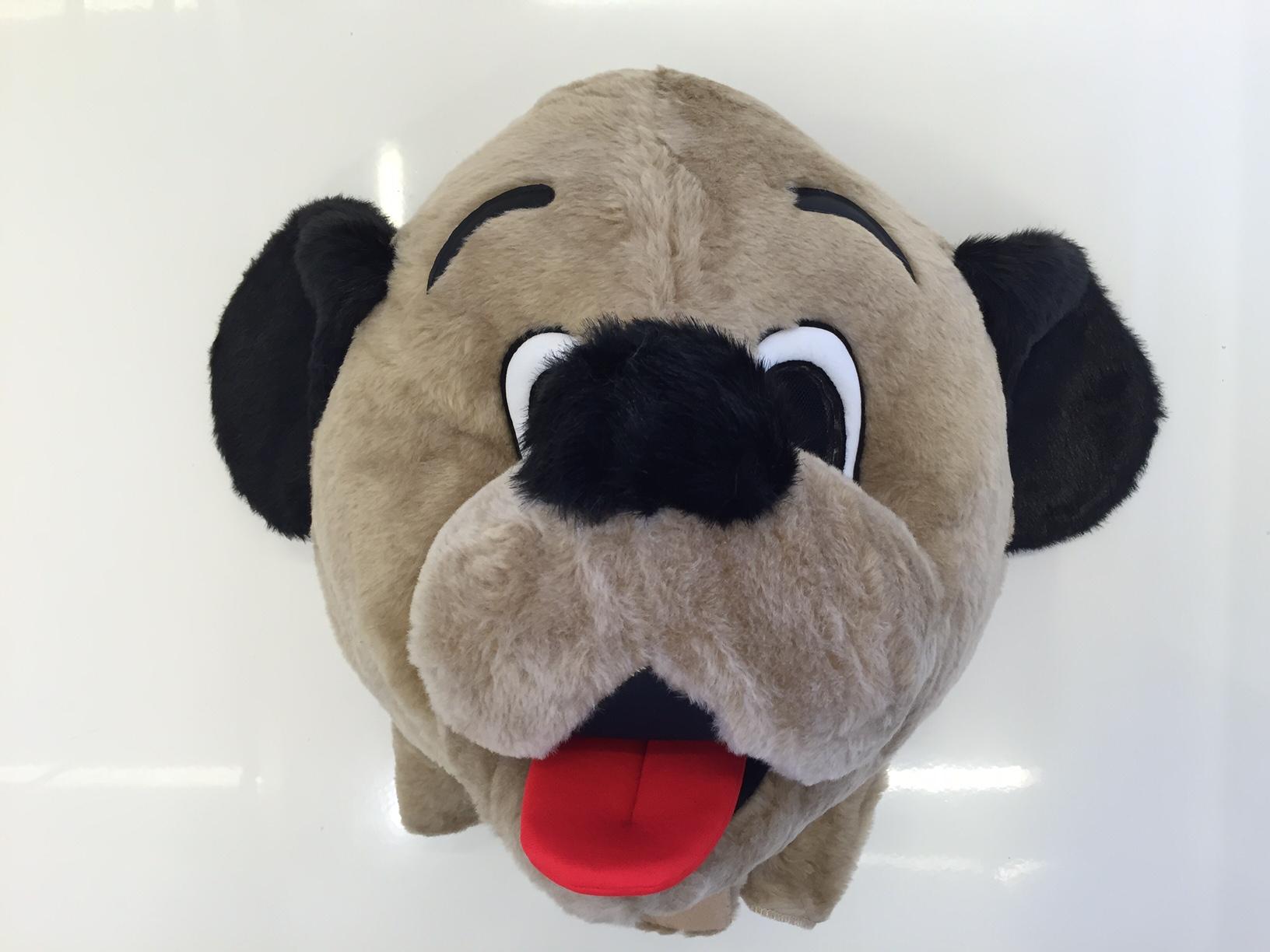 16p hunde kost m maskottchen lauffigur jetzt g nstig kaufen lauffiguren laufkost me oder. Black Bedroom Furniture Sets. Home Design Ideas