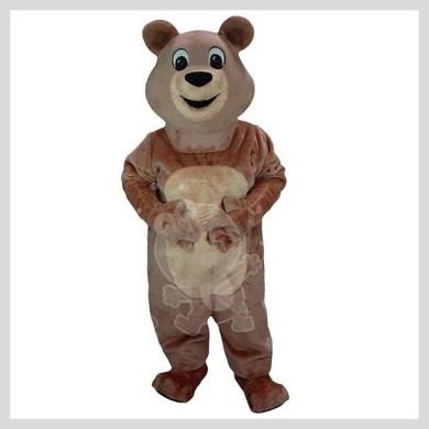 Das freundliche Bären Kostüm..........Wir haben noch viele weitere Kostüm Modelle für Sie in unserem Maskottchen24 Online Shop für Ihre Promotion Figur!!! Schauen Sie doch mal bei uns vorbei...