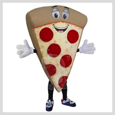 Das verrückte Pizza Kostüm..........Wir haben noch viele weitere Kostüm Modelle für Sie in unserem Maskottchen24 Online Shop für Ihre Promotion Figur!!! Schauen Sie doch mal bei uns vorbei...