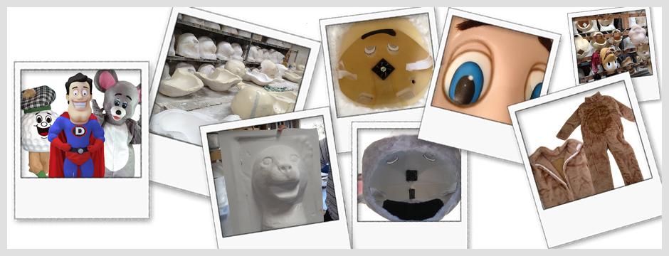 Professionelle-produktion-kostüm-maskottchen
