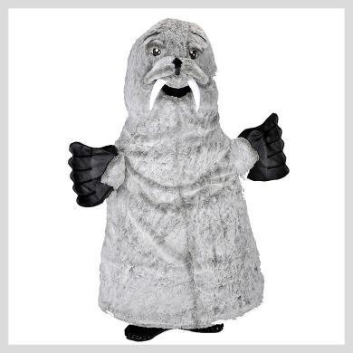 Das Robben Kostüm..........Wir haben noch viele weitere Kostüm Modelle für Sie in unserem Maskottchen24 Online Shop für Ihre Promotion Figur!!! Schauen Sie doch mal bei uns vorbei...