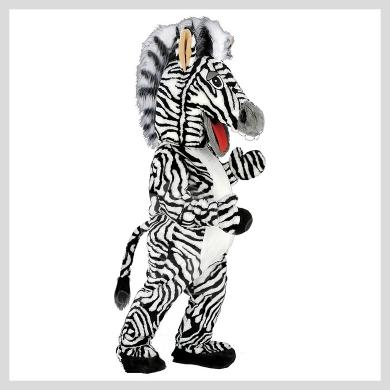 Das Zebra Kostüm..........Wir haben noch viele weitere Kostüm Modelle für Sie in unserem Maskottchen24 Online Shop für Ihre Promotion Figur!!! Schauen Sie doch mal bei uns vorbei...