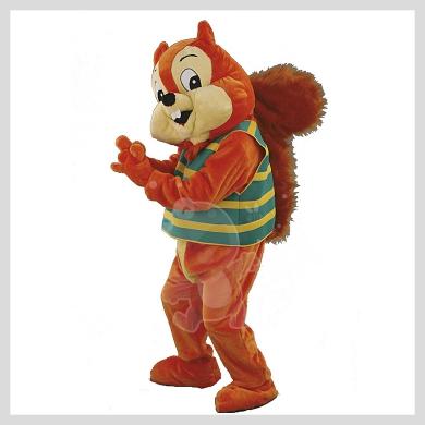 Das Eichhörnchen Kostüm..........Wir haben noch viele weitere Kostüm Modelle für Sie in unserem Maskottchen24 Online Shop für Ihre Promotion Figur!!! Schauen Sie doch mal bei uns vorbei...
