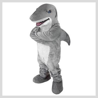 Das Hai Kostüm..........Wir haben noch viele weitere Kostüm Modelle für Sie in unserem Maskottchen24 Online Shop für Ihre Promotion Figur!!! Schauen Sie doch mal bei uns vorbei...
