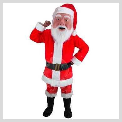 Das Nikolausi Kostüm..........Wir haben noch viele weitere Kostüm Modelle für Sie in unserem Maskottchen24 Online Shop für Ihre Promotion Figur!!! Schauen Sie doch mal bei uns vorbei...