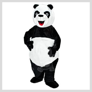 Das Panda Kostüm..........Wir haben noch viele weitere Kostüm Modelle für Sie in unserem Maskottchen24 Online Shop für Ihre Promotion Figur!!! Schauen Sie doch mal bei uns vorbei...