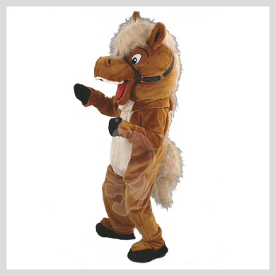 Das tolle Pferde Kostüm..........Wir haben noch viele weitere Kostüm Modelle für Sie in unserem Maskottchen24 Online Shop für Ihre Promotion Figur!!! Schauen Sie doch mal bei uns vorbei...
