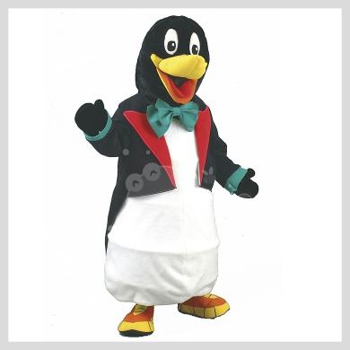 Das edle Pinguin Kostüm..........Wir haben noch viele weitere Kostüm Modelle für Sie in unserem Maskottchen24 Online Shop für Ihre Promotion Figur!!! Schauen Sie doch mal bei uns vorbei...