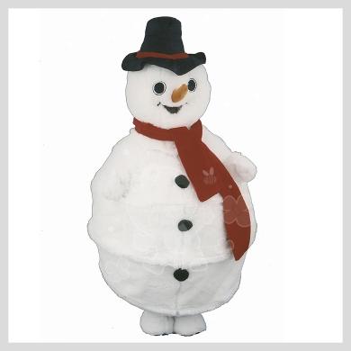 Das Schneemann Kostüm..........Wir haben noch viele weitere Kostüm Modelle für Sie in unserem Maskottchen24 Online Shop für Ihre Promotion Figur!!! Schauen Sie doch mal bei uns vorbei...