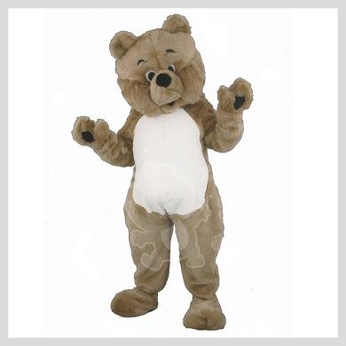 Das Bären Kostüm..........Wir haben noch viele weitere Kostüm Modelle für Sie in unserem Maskottchen24 Online Shop für Ihre Promotion Figur!!! Schauen Sie doch mal bei uns vorbei...