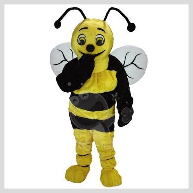 Das süße Biene Kostüm..........Wir haben noch viele weitere Kostüm Modelle für Sie in unserem Maskottchen24 Online Shop für Ihre Promotion Figur!!! Schauen Sie doch mal bei uns vorbei...