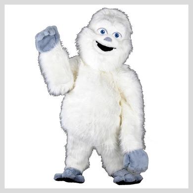Das knuffige Yeti Kostüm..........Wir haben noch viele weitere Kostüm Modelle für Sie in unserem Maskottchen24 Online Shop für Ihre Promotion Figur!!! Schauen Sie doch mal bei uns vorbei...