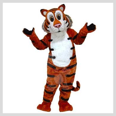 Das Tigeri Kostüm..........Wir haben noch viele weitere Kostüm Modelle für Sie in unserem Maskottchen24 Online Shop für Ihre Promotion Figur!!! Schauen Sie doch mal bei uns vorbei...