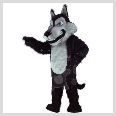 Das auffallende Wolf Kostüm..........Wir haben noch viele weitere Kostüm Modelle für Sie in unserem Maskottchen24 Online Shop für Ihre Promotion Figur!!! Schauen Sie doch mal bei uns vorbei...