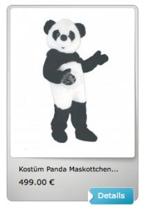 +++ Panda Lauffigur Kostüm ist Maskottchen des Tages +++ Panda 53a Panda 200b Panda 105a Panda 444pa4-05 Panda 444pa5-07+++ Panda Lauffigur Kostüm ist Maskottchen des Tages +++ Panda 53a Panda 200b Panda 105a Panda 444pa4-05 Panda 444pa5-07
