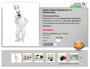 Osterhase-74p