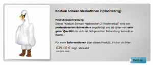 Schwan-Promotion-Walking-Act