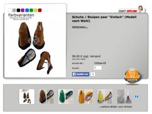 Schuhe-Kostüm-günstig