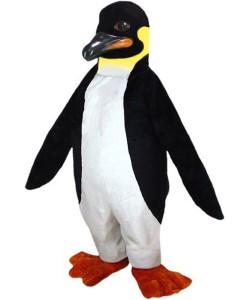Pinguin-2-Maskottchen-Mascot-Kostuem-Lauffigur-Tierfigur Kopie