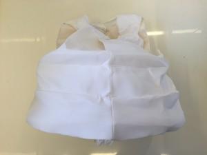 Hahn-112b-Kostüm-Maskottchen