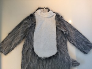Kostüme-Wolf-Maskottchen