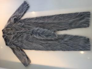 Kostum-Wolf-Maskottchen