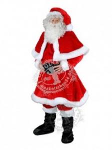 Maskottchen-Weihnachtsmann-198j