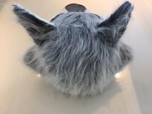 Wolf-Kostüm-Lauffigur