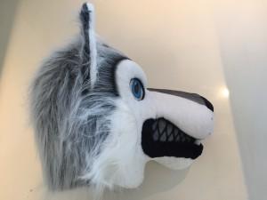 Wolf-Kostüme-Lauffiguren