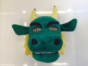 Drachen-Kostüm