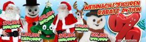 Ganzkörperkostüm-Weihnachten
