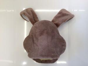 Osterhase-Kostüm-Lauffigur