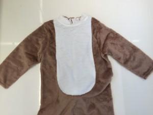 hasen-Kostüm-Lauffiguren