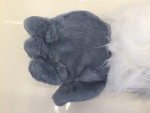 187b-Yeti-Lauffiguren