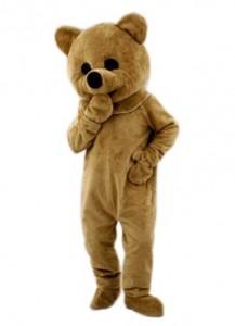 3p-Bär-Kissen-Kostüm